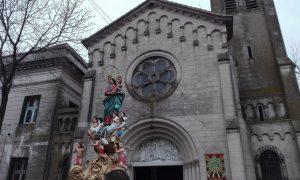 Mamma Nostra - La imagen en el saludo final de la procesión