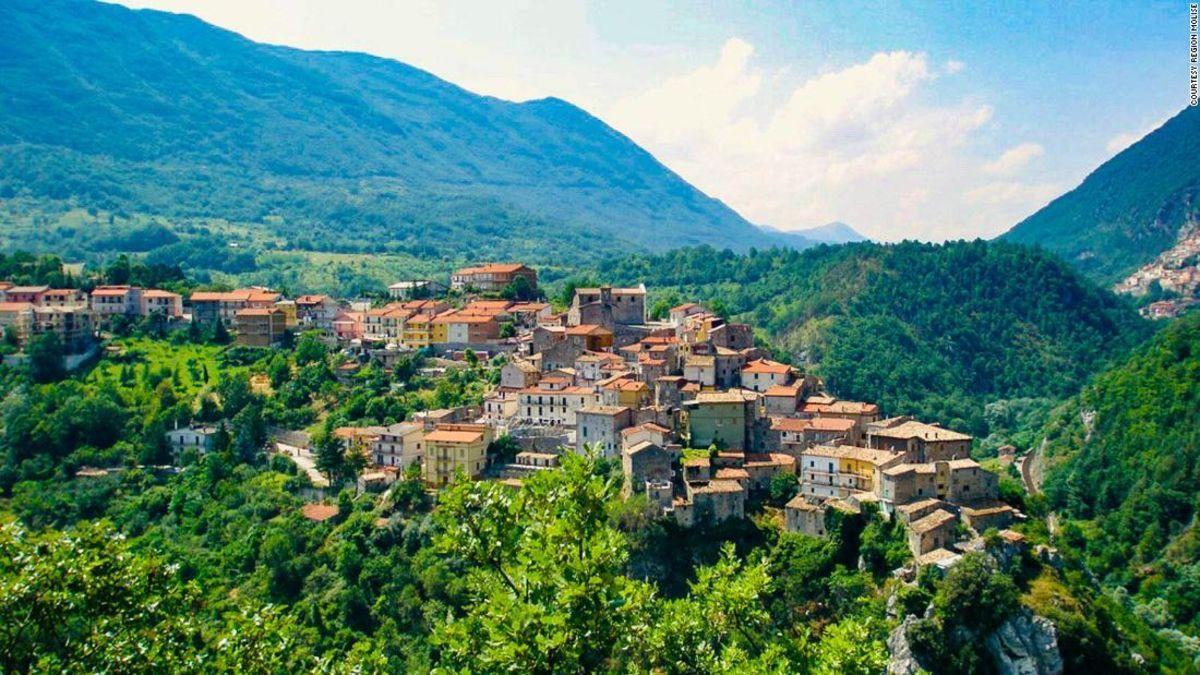 Molise - Vista del pueblo