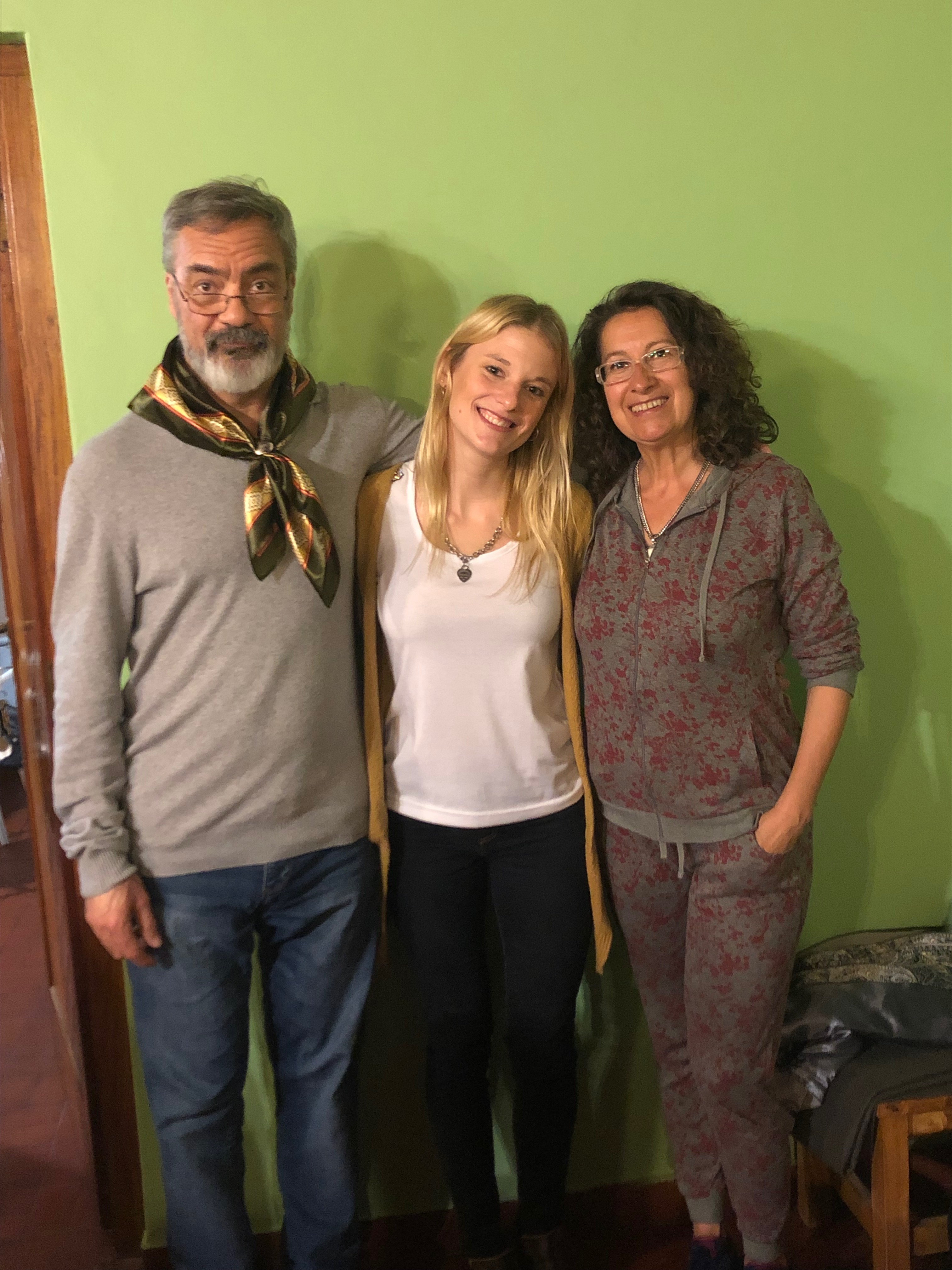 Tango - Nahir con Susanna y Luca