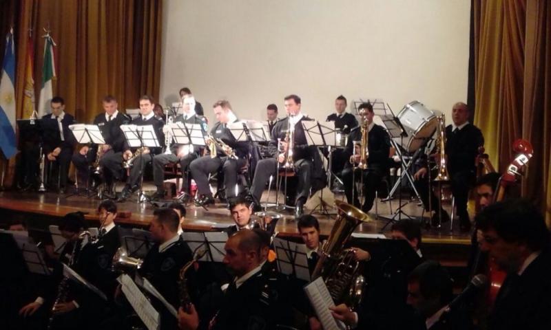 Settimana Siciliana en la Dante - Orquesta