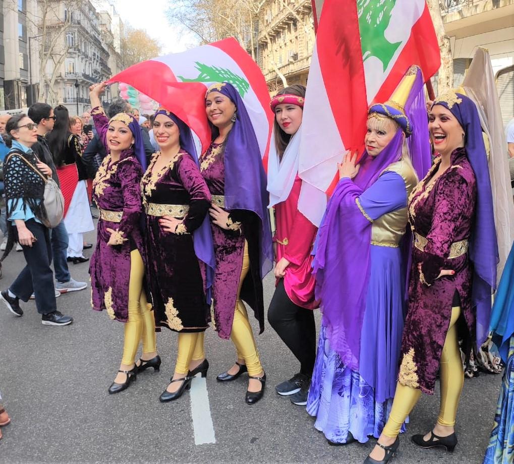 Día del inmigrante - Libaneses En Argentina