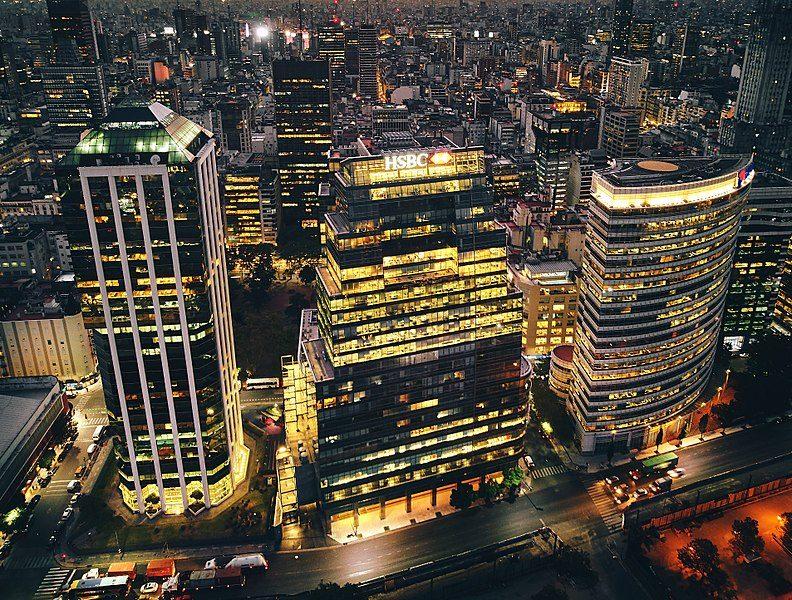 Skybar - Edificios