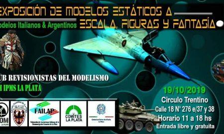 Exposición de Modelos - Exposición de Modelos Estáticos a Escala, Figuras y Fantasía.