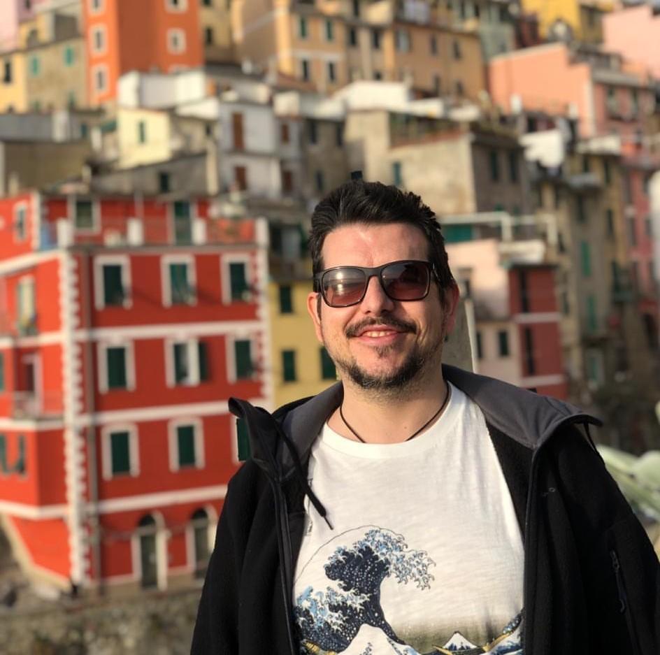 Giuseppe Messina - En Italia