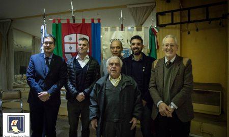 Mes de la Cultura Ligure - La comisión directiva