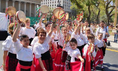 Fiesta Italiana - Ballet