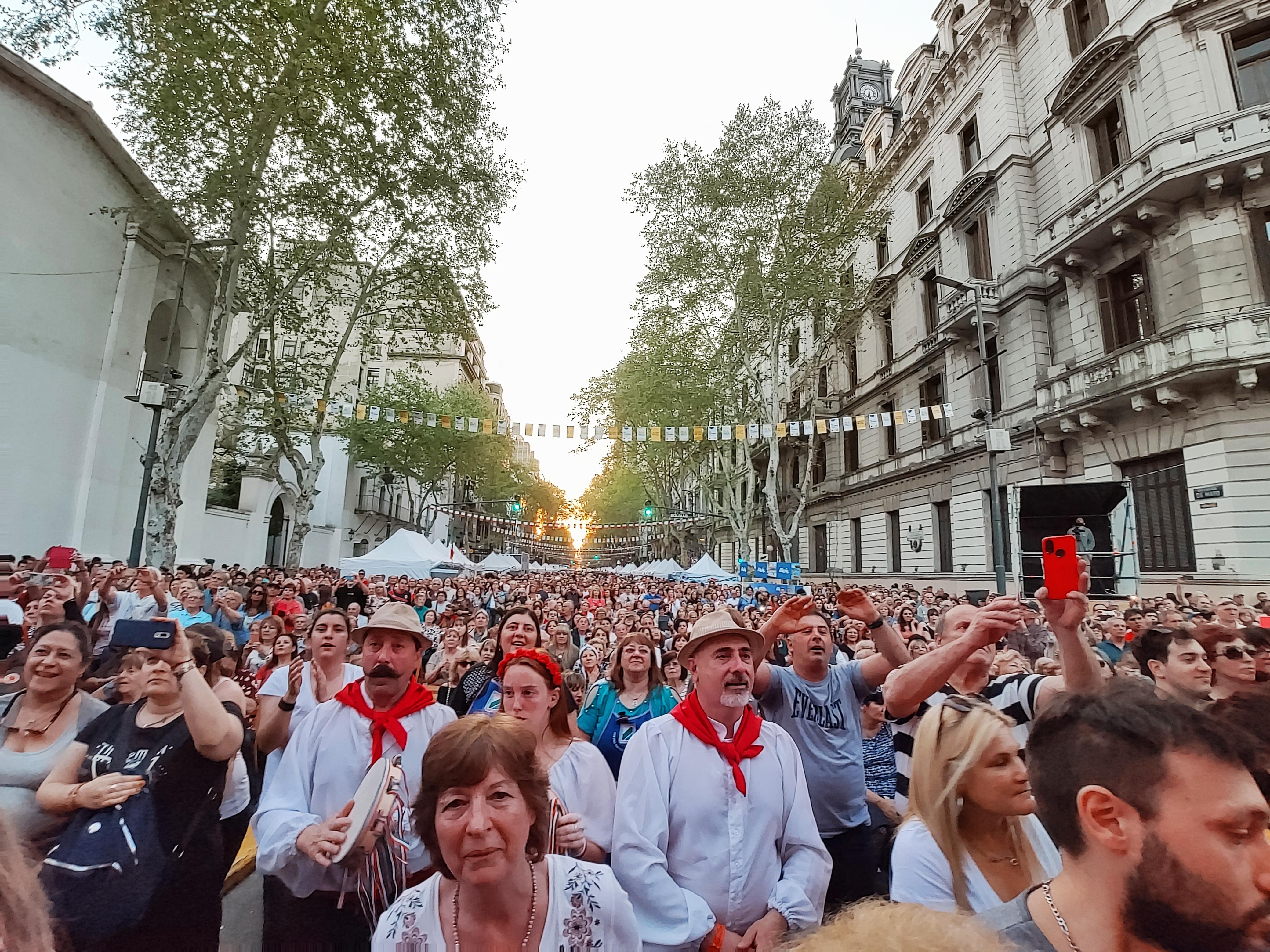 Fiesta Italiana - Público