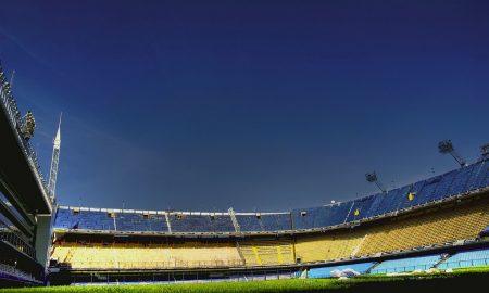 Bombonera - El estadio fue inaugurado en 1940 y hoy se plantea su remodelación.
