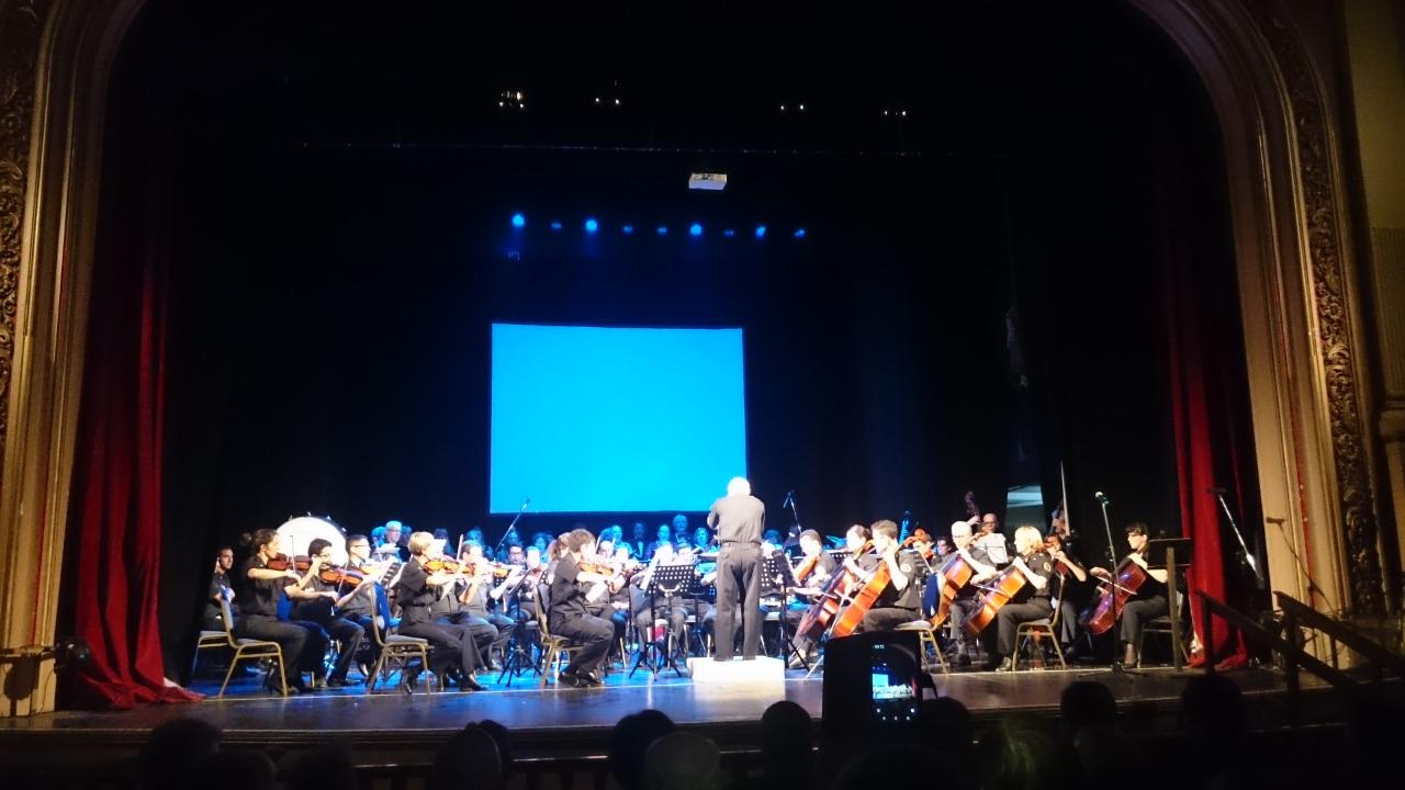 Concierto de Navidad - Orquesta En Funcion
