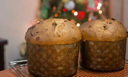 Panettone - El Pan Dulce o Pan di Toni hoy es un infaltable en la mesa navideña.