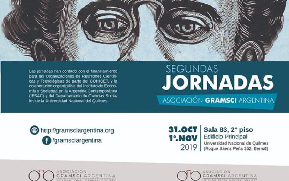 Gramsci - Jornadas