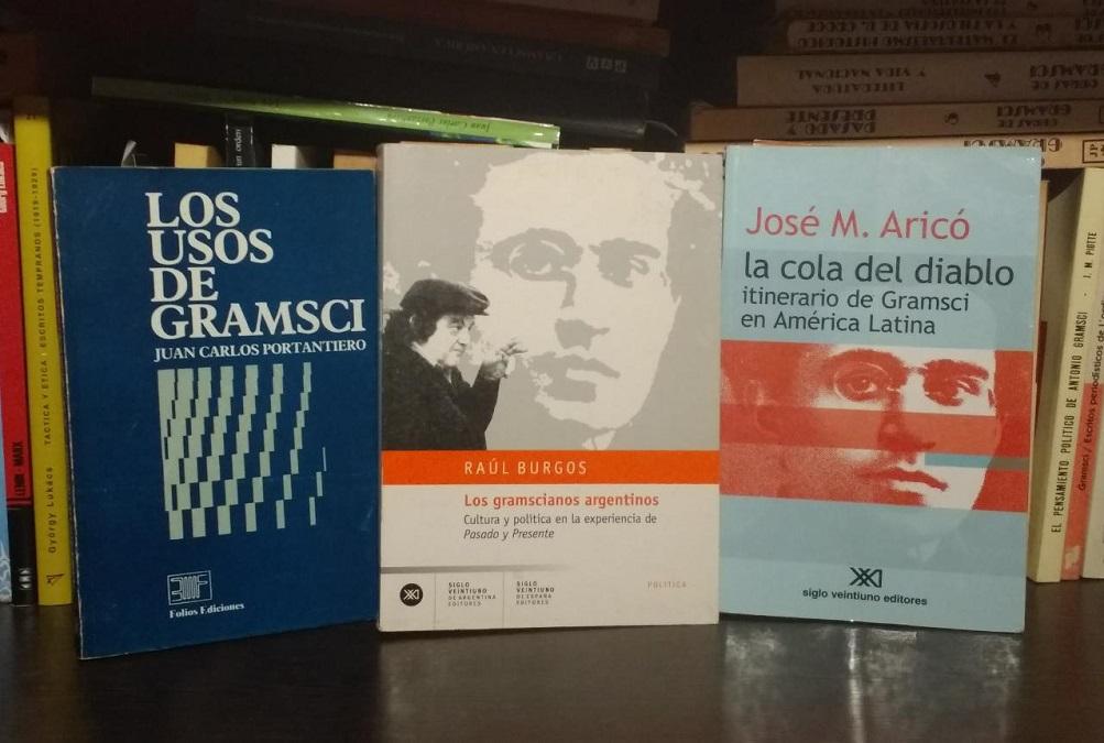 Gramsci - libros sobre Gramsci