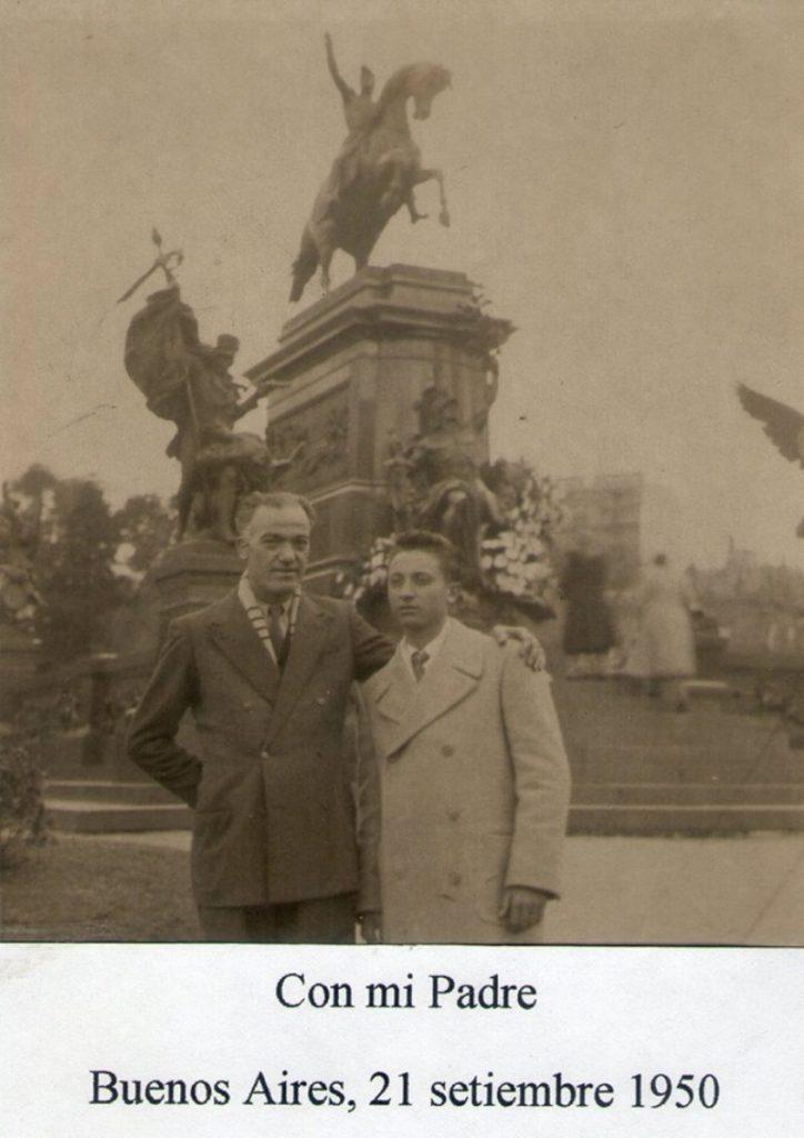 Biagio Gurrieri - Con Su Padre