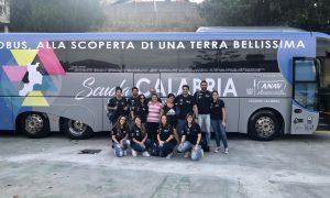 Proyecto Scuola Calabria - Portada Pullman