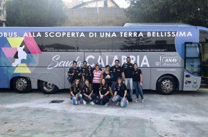 Scuola Calabria Portada Pullman