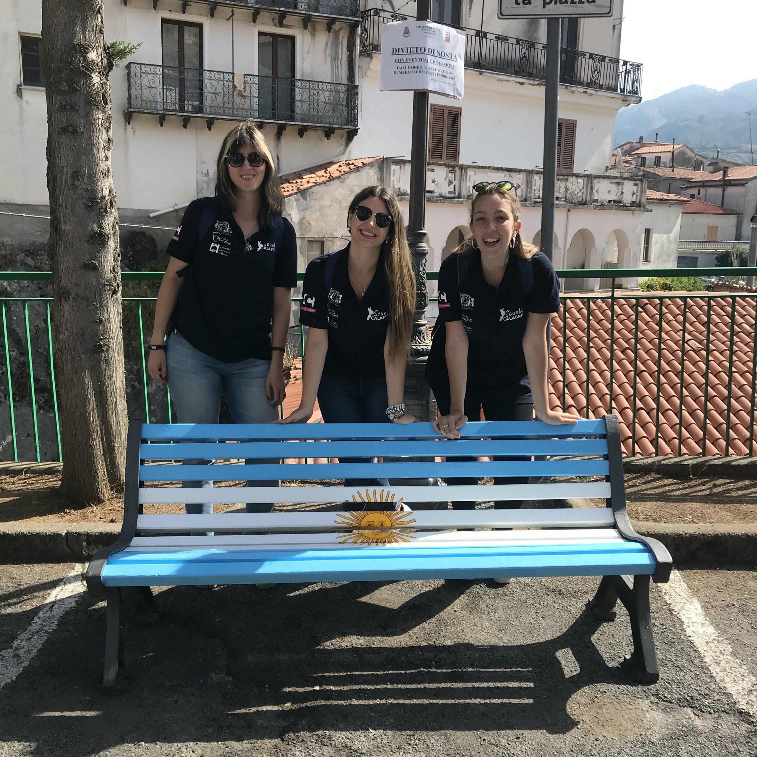 Scuola Calabria Testimonios - Argentinas En Calabria