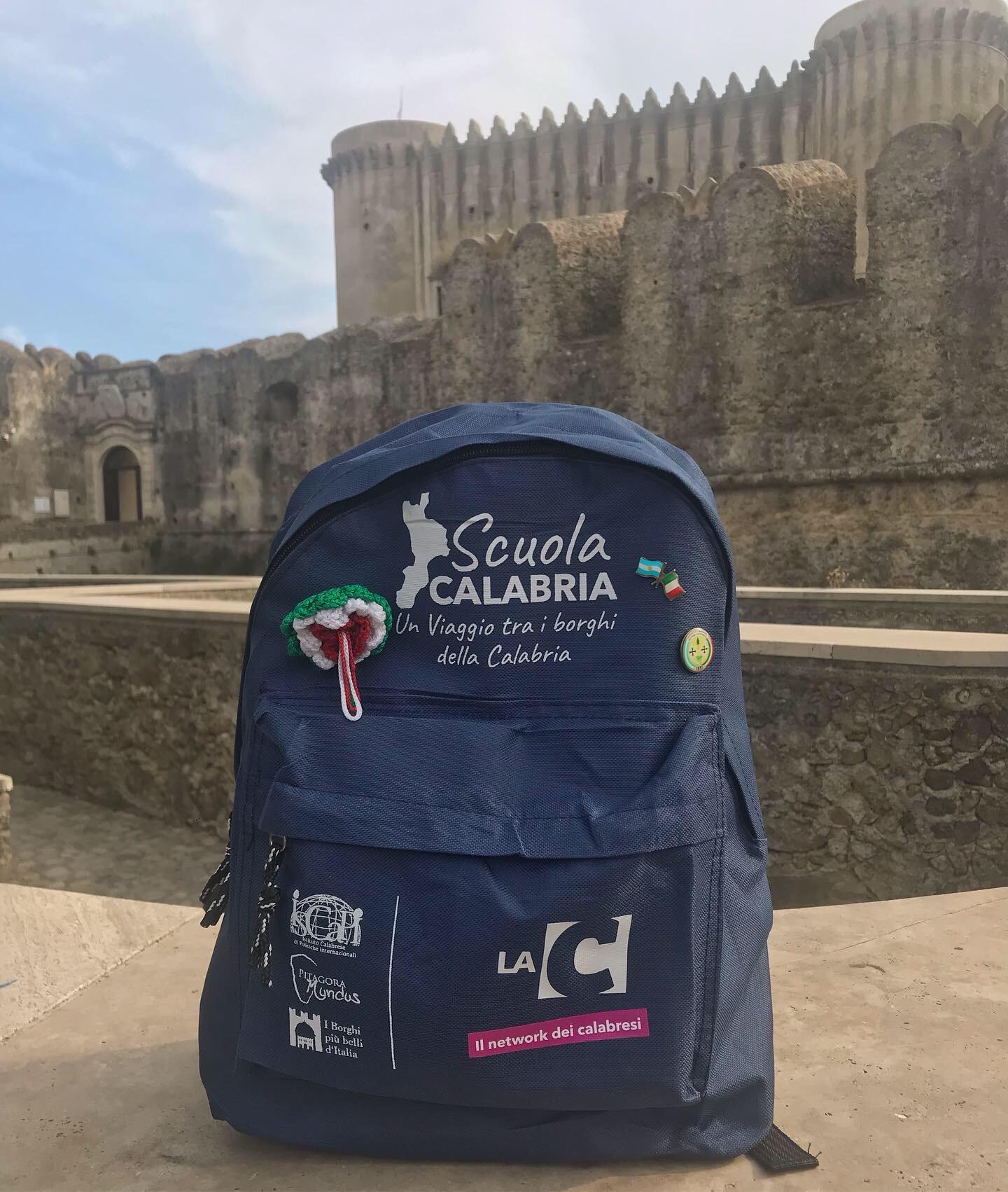 Scuola Calabria Testimonios - Castillo Santa Severina