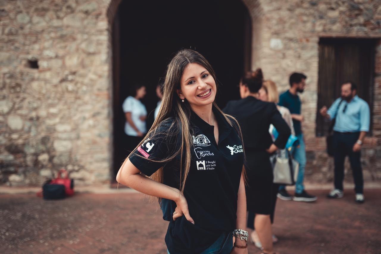 Scuola Calabria Testimonios - Mariel Pitton Straface