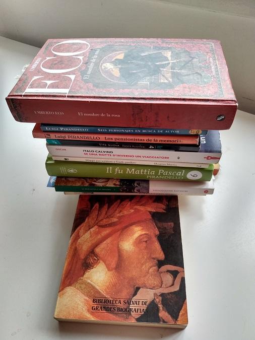verano de novela - Dante Alighieri