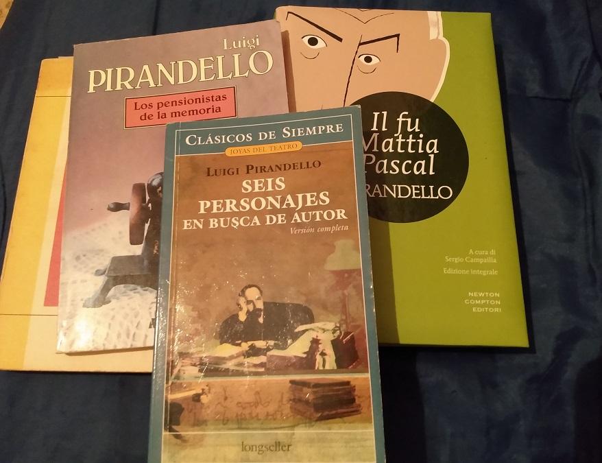 Verano de novela - Pirandello