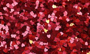 San Valentín - Corazones Pequeños