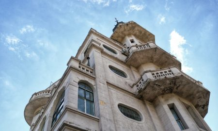 Palacio de los Bichos - Desde abajo