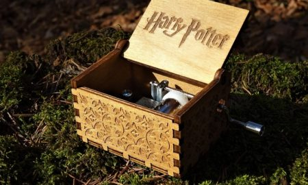 Harry Potter Book Night - Portada