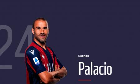 Rodrigo Palacio - La Joya en Bologna