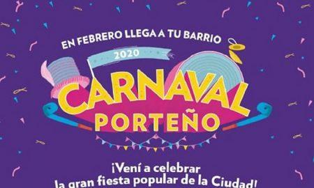 Carnaval - Carnaval Porteno