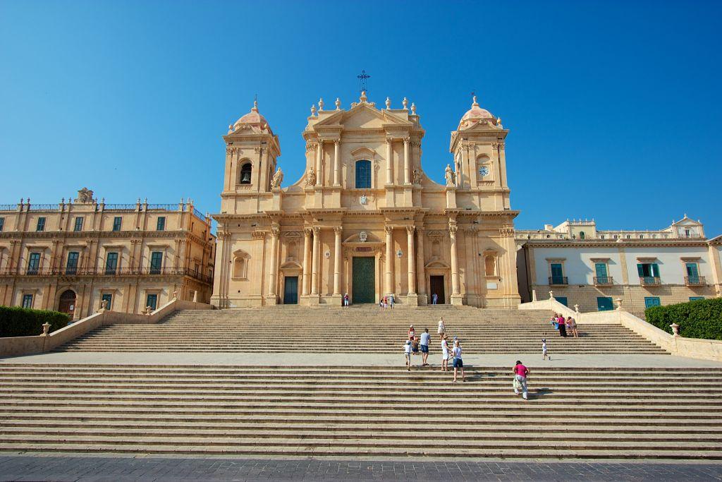 Infiorata - Cattedrale