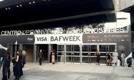 Bafweek - Entrada al evento