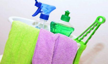 Desinfectar - Portada
