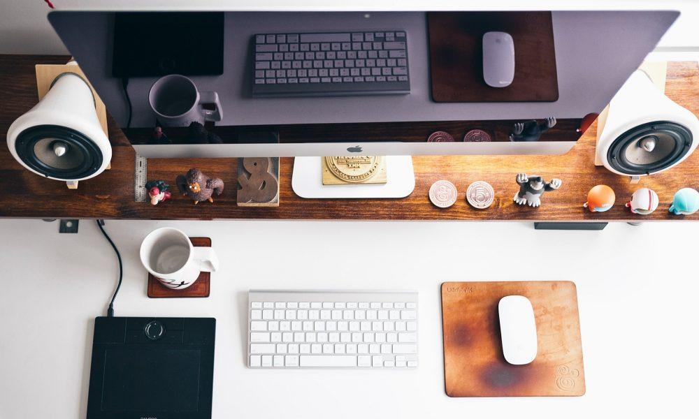 Home Office - La oficina en casa.