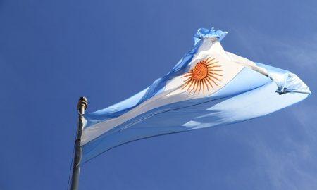 Cuarentena - Bandera Argentina