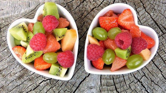 entrenamiento - Frutas