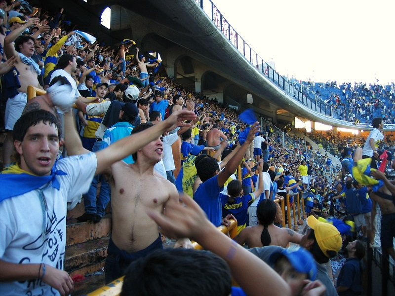 Boca Juniors - Hinchada De Boca Juniors
