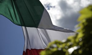 Liberación - Bandera Italiana