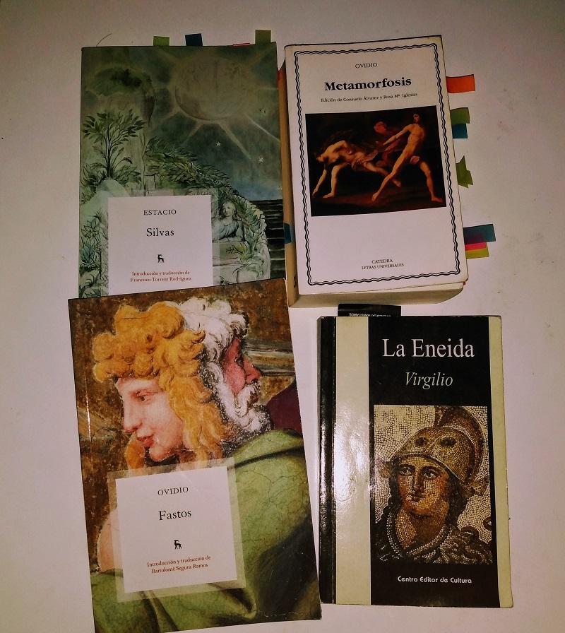 Roma - Literatura Latina