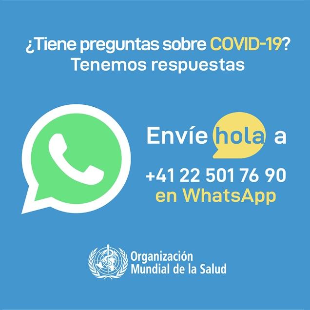 Casa - Whatsapp Who