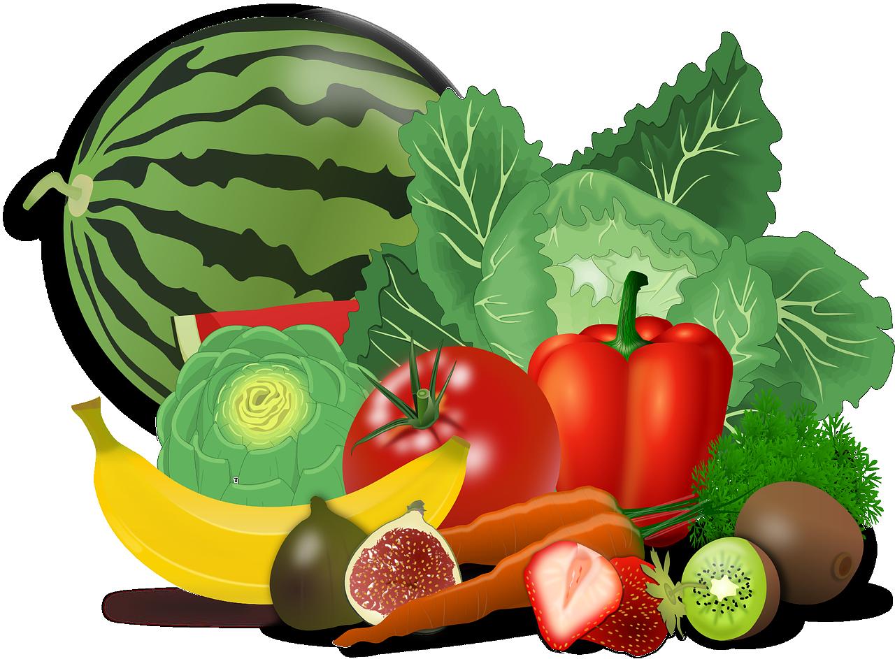 Casa - Frutas Y Verduras