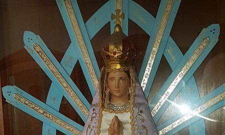 Virgen - Imagen De La Virgen De Lujan