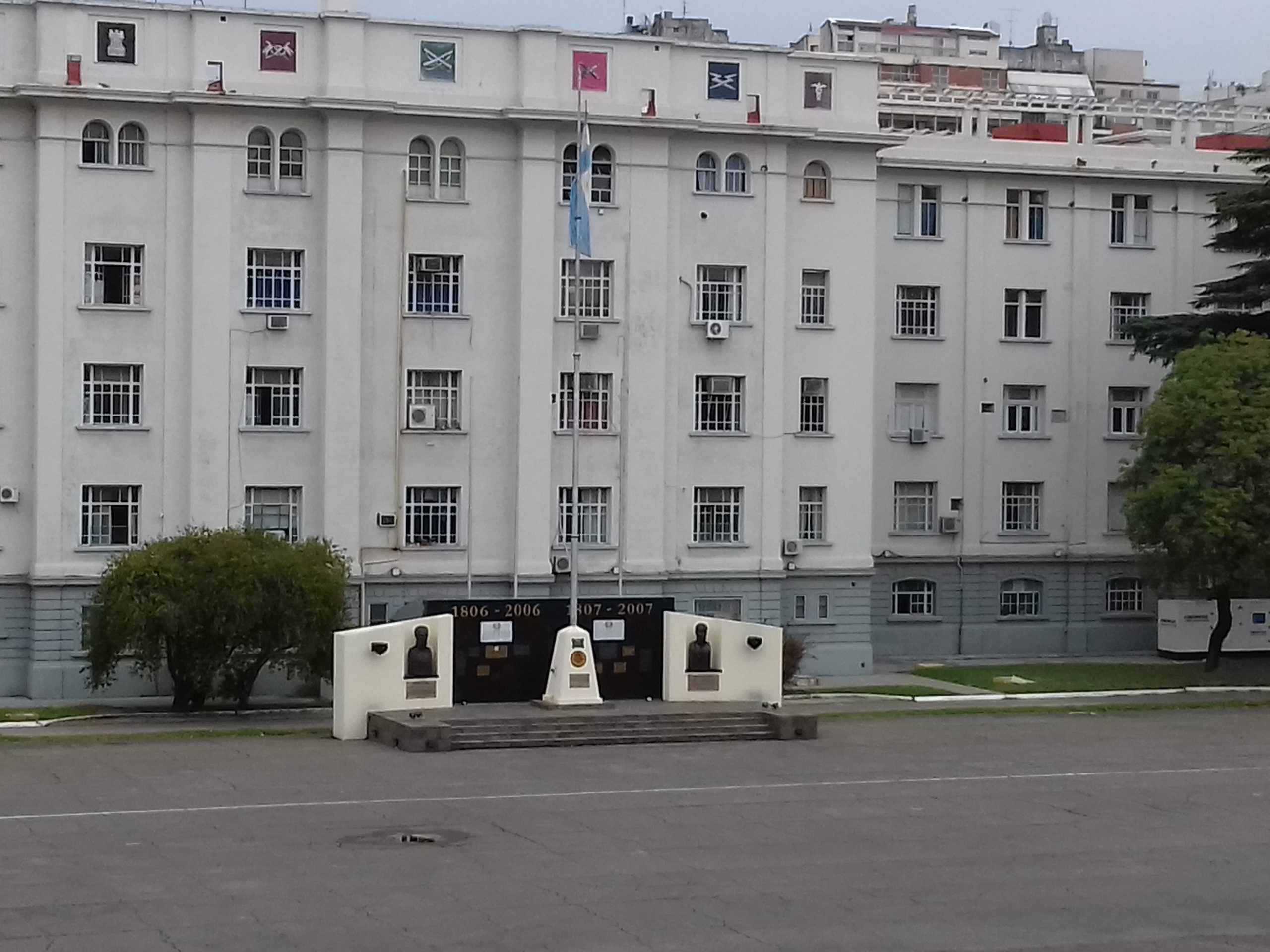 Patricios - Plaza De Armas Teniente Coronel Juan Duarte Ardoy