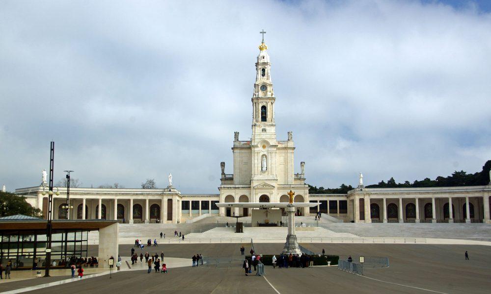 Santuario en Portugal - Fátima