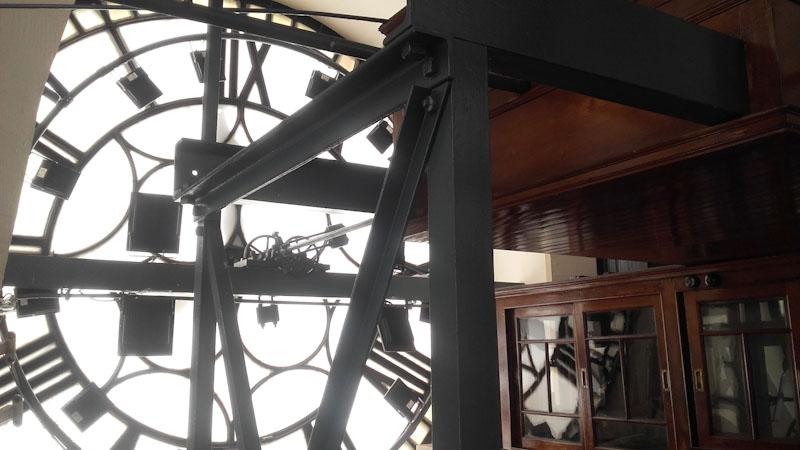 torre - Reloj