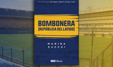 La Bombonera - Tapa Del Libro Bombonera Republica Del Latido.