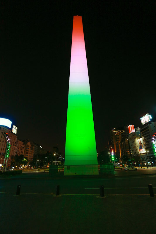 edificios - Obelisco Italia