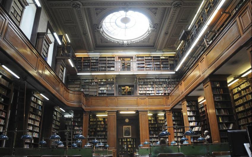 Colegio Nacional de Buenos Aires - Biblioteca