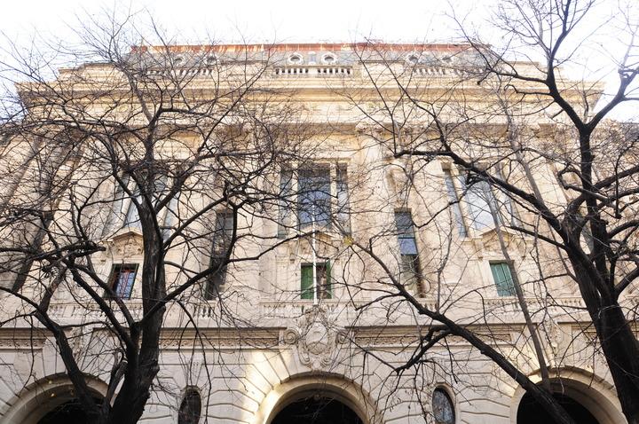 Colegio Nacional de Buenos Aires - Fachada