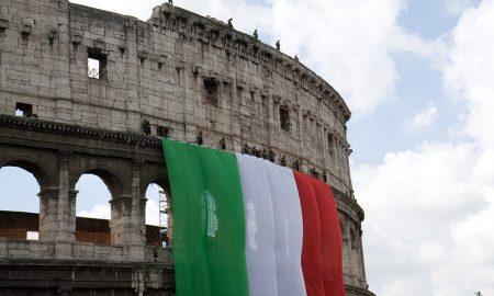 Beca - Bandera Italiana