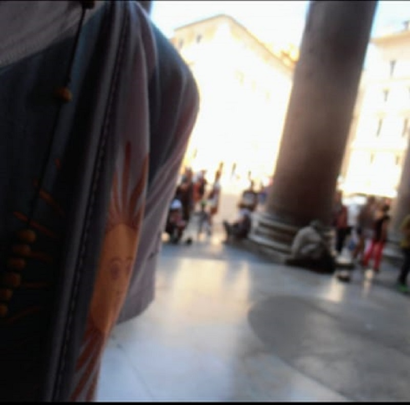 promesa - Bandera Panteon